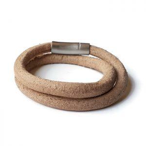 33f42053898 Handgemaakte, leren armbanden voor mannen | RenskeMollink.nl